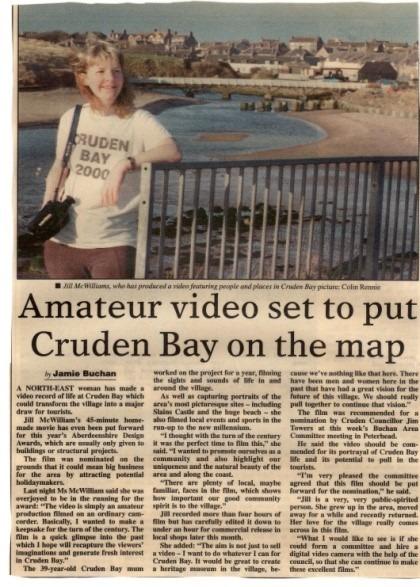 2000 Cruden Bay 2000